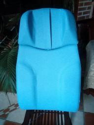 3ème modèle de fauteuil couvert pour l'hopital dans le simili cuir Diabolo