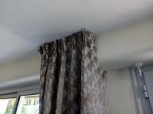 Tissu Lalique de chez Casal.