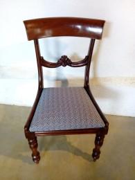 Galettes de chaises. Tissu Mercury